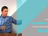 Autentyczna wiara – Adam Węgrzyk – 2 Kor 13:5-6